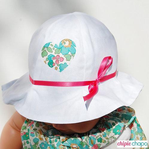 """Chapeau de soleil """"Jolie Betsy"""""""