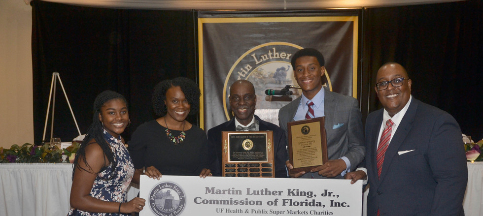 MLK Scholarship Award - Spencer Gregory