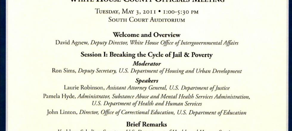 President Obama Invitation To The Whitehouse