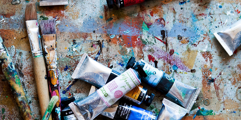 vhs Kurs | Kreativtechnik Ölmalerei Schnupperabend