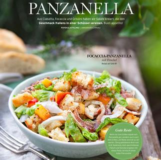 So isst Italien - Panzanella