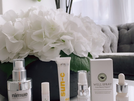 Your travel skincare sorted!