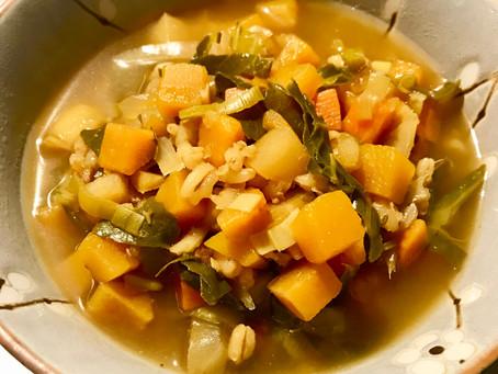 RECIPE: Super Quick Nourishing Soup Recipe