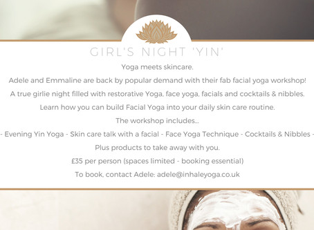 Face Yoga Is Back!