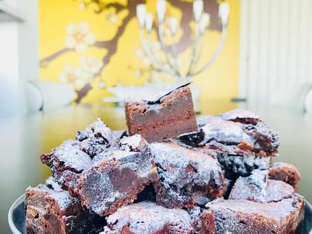 RECIPE: Gooey, Unctuous, Chocolate Brownies
