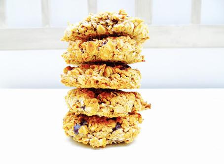 RECIPE: The Tastiest, Healthiest, Scrummiest, Vegan Cookies Ever!
