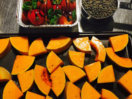 RECIPE: Weekly Lunch Prep for a Skin Healthy Meal Each Day
