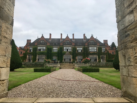 TRAVEL: Hoar Cross Hall Residential Spa | Staffordshire