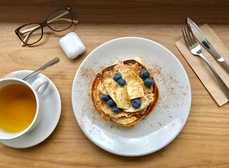 LITTLE GEMS: Drinking Herbal Teas & Smoothies plus Eating Out at Eat Kaizen, The Garden, Hispi,