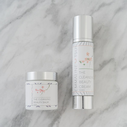 The Double Cleanse - Balm & Cream Pack
