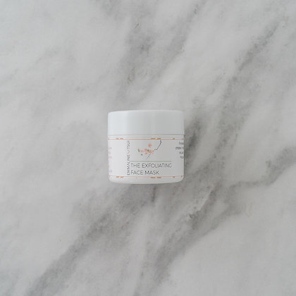 SALE - 20ML EXFOLIATING FACE MASK