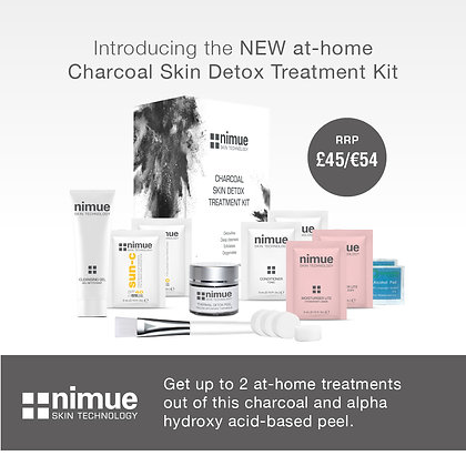 Nimue Charcoal Skin Detox Treatment