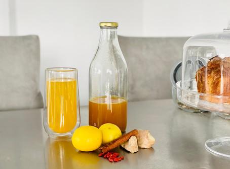Morning Immune & Skin Booster Recipe