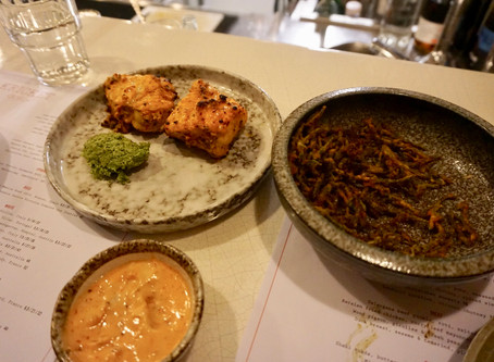 TRAVEL: London Weekend Eating Out at Granger & Co Notting Hill, Yosma Baker Street, The Ivy Cafe