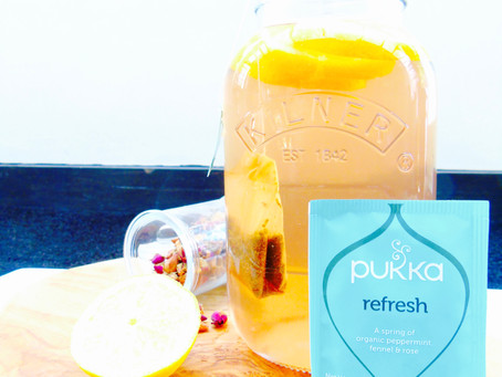 RECIPE: Easy Detox Drink