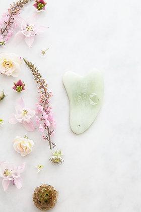 Gua Sha Jade Facial Stone