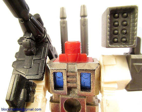 Blockman Robotech Robolinks Force 22