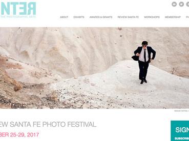 """""""Review Santa Fe Photo Festival, 2017"""", in Santa Fe, USA"""