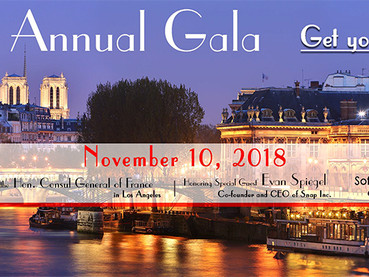 "Auction at ""Annual Gala for the Alliance Française de Los Angeles"""