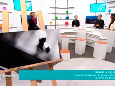 "TV Program ""9H50 Le Matin"" in France"