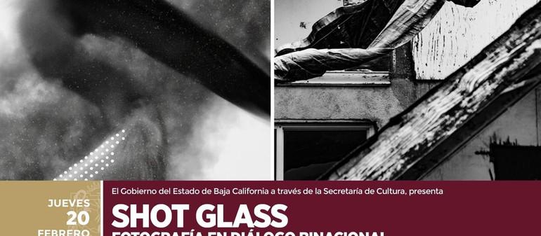 """""""Shot Glass"""", at Galería de la Ciudad ICBC Tecate, Tecate, Mexico"""