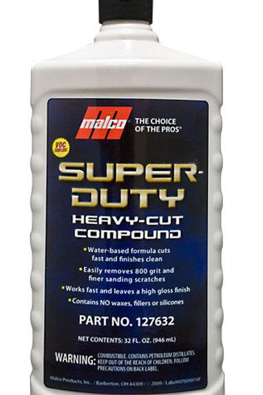 Super-Duty Heavy-Cut Compound