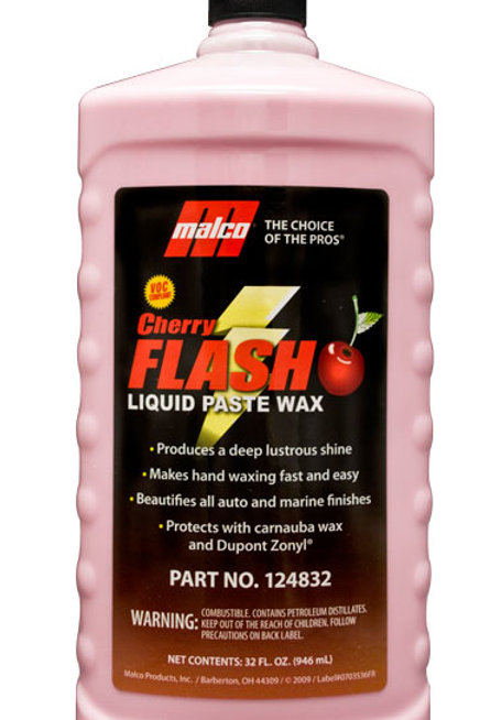 Cherry Flash® Liquid Paste Wax
