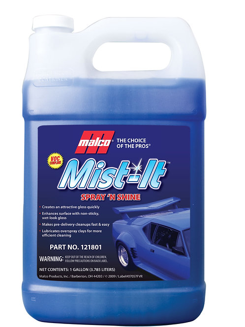 Mist It™ Spray 'N Shine