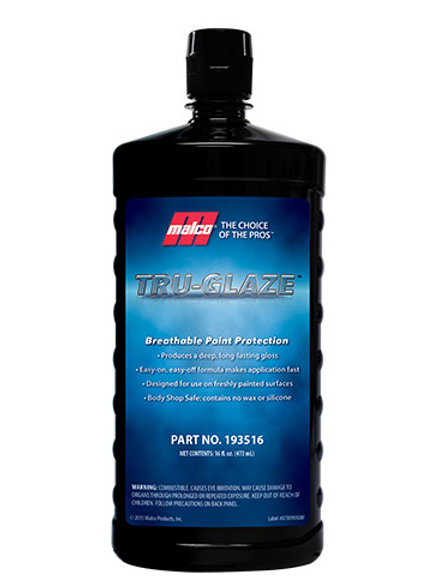 Tru-Glaze™ Breathable Paint Protection