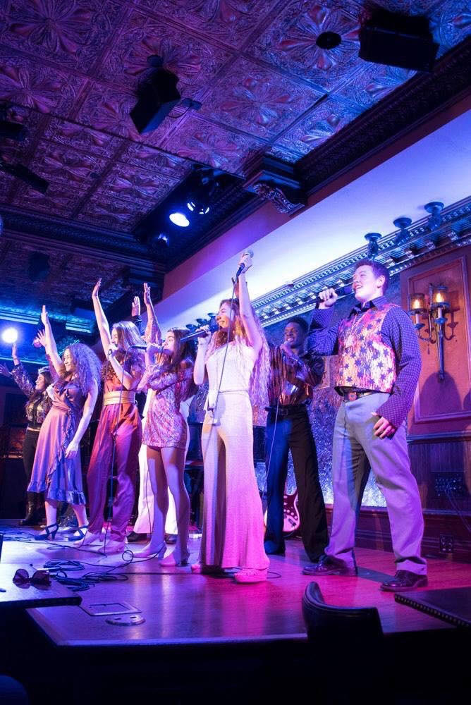 \Allegra Rosa - Saturday Night Fever: The Music of the Bee Gees - 54 Below - 2017