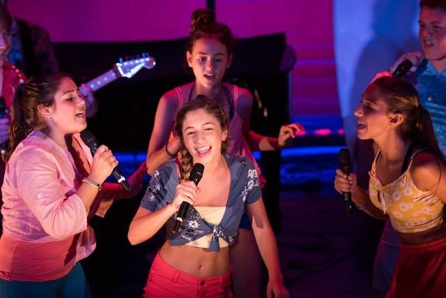 Allegra Rosa - Fun, fun, fun: The Music of the Beach Boys - Eugene Oneill Theater Center - 2016