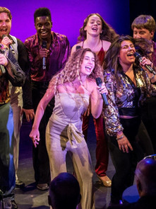 Allegra Rosa - Saturday Night Fever: The Music of the Bee Gees - Eugene Oneill Theater Center - 2017