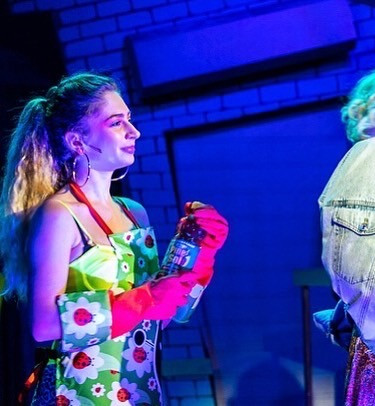 Allegra Rosa - Little Shop of Horrors - Jerry Herman Ring Theatre - 2019