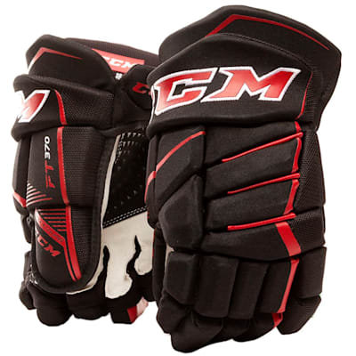 CCM FT370 SR HOCKEY GLOVES