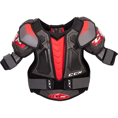 CCM QUICKLITE 290 SR SHOULDER PADS