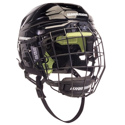 WARRIOR ALPHA ONE YOUTH COMBO HELMET