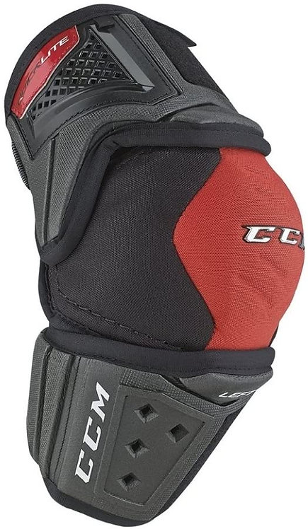 CCM QUICKLITE SR ELBOW PADS