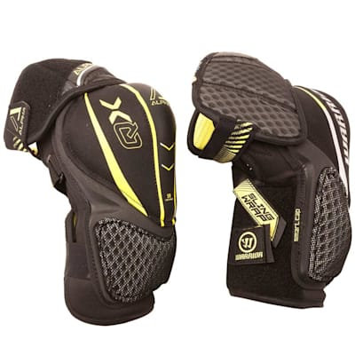 WARRIOR ALPHA QX JR ELBOW PADS