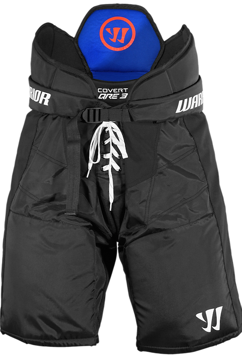 WARRIOR COVERT QRE3 SR HOCKEY PANTS