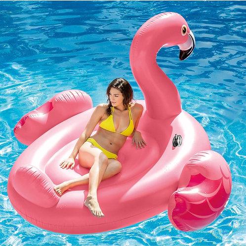Flamingo Mega Opblaasfiguur