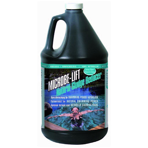 Natural Sludge Reducer, Microbe-Lift