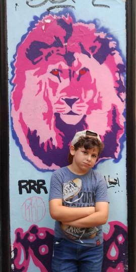 אריה של אריאל