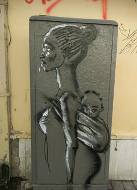 נשים והעיר הגדולה - קאבר