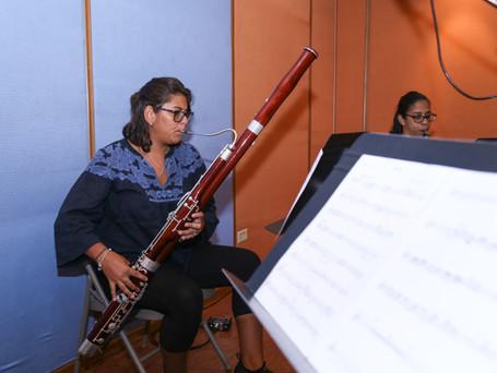 Recording of Sophia - Nicole Maldonado