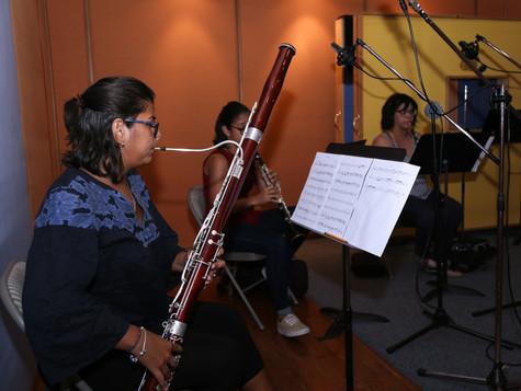 Recording of Sophia - Woodwind Quintet
