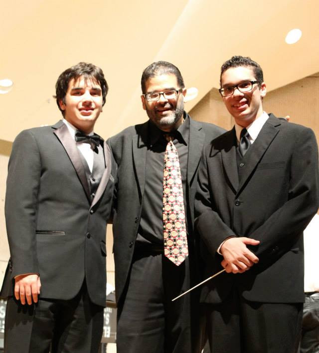 Fantasies of a Concert - Bryan Ojeda, Ruben Ramirez and Emmanuel Segarra