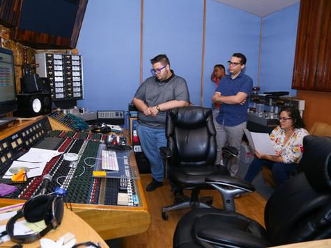 Recording of Sophia - Angel Segarra and Emmanuel Segarra