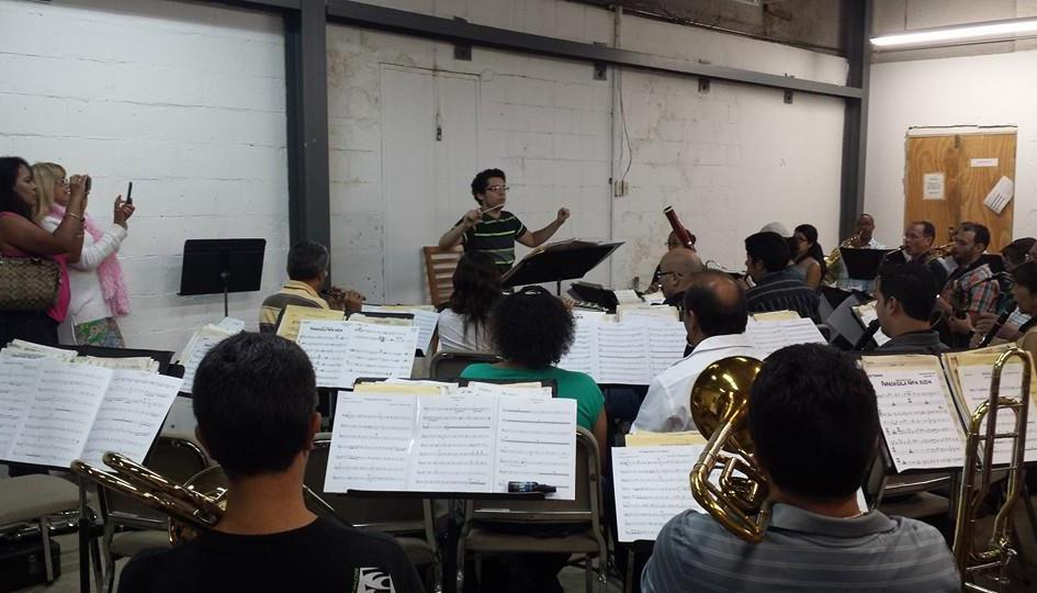 Composition for Band, Banda Conciertos de Puerto Rico