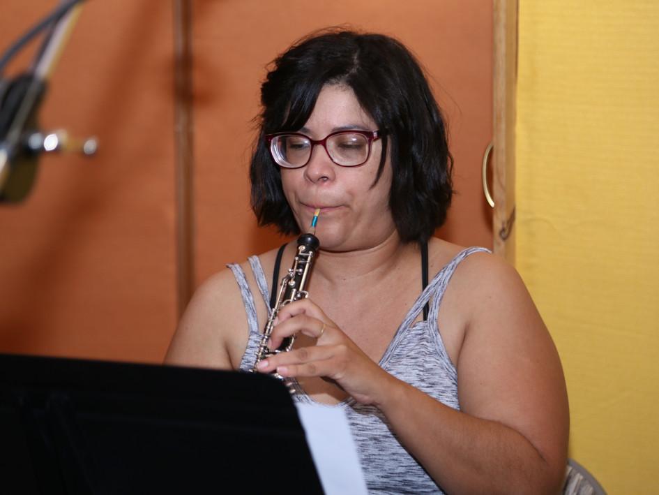 Recording of Sophia - Marizabel Lebrón