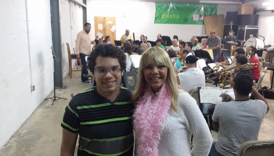 Composition for Band - Banda Concierto de Puerto Rico, Emmanuel Segarra and Dagmar Rivera
